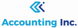 Blue Accounting Inc. Logo | accountants newcastle