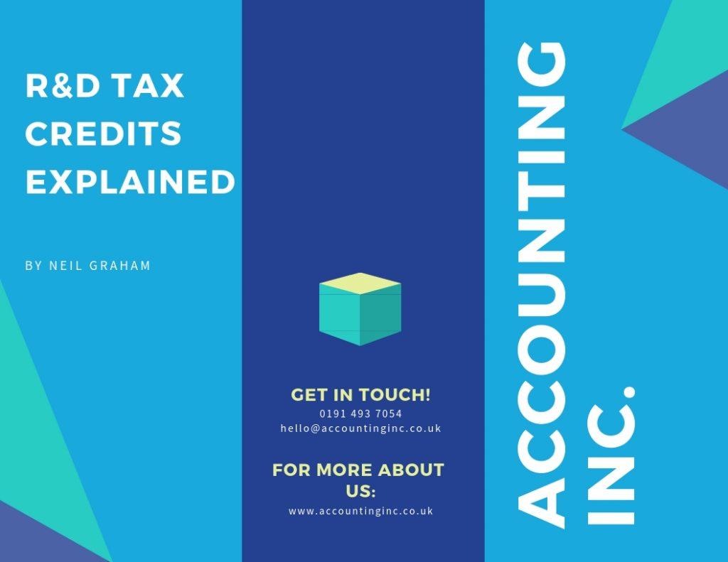 Accounting Inc. Brochure | accountants newcastle